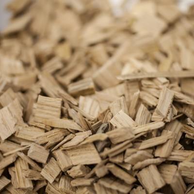 Chêne français - chauffe : non-chauffé - taille : moyenne  - 18 kg - KA