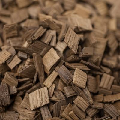 Chêne français - chauffe : moyenne - taille : moyenne - 60 infusettes - IA
