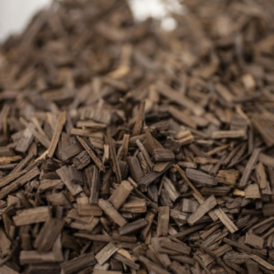 Chêne français - chauffe : forte - taille : très petite - 12 infusettes - IA