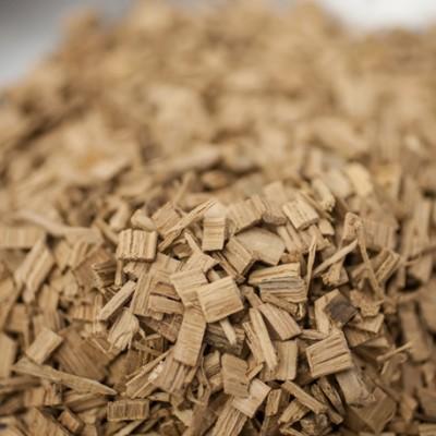 Chêne us - chauffe : légère - taille : petite - 1 kg - CA