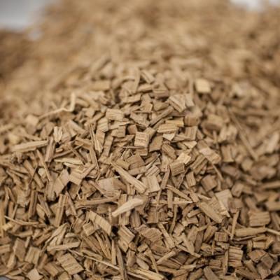 Chêne us - chauffe : légère - taille : très petite - 25 kg - SA