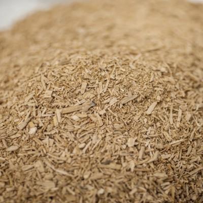 Chêne français - chauffe : non-chauffé - taille : granulat - 25 kg - SA