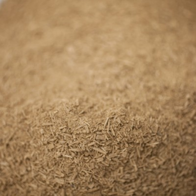 Chêne us - chauffe : légère - taille : granulat - 25 kg - SA
