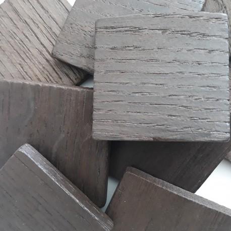 Chêne français - chauffe : forte - taille : bloc - 1 kg - CA